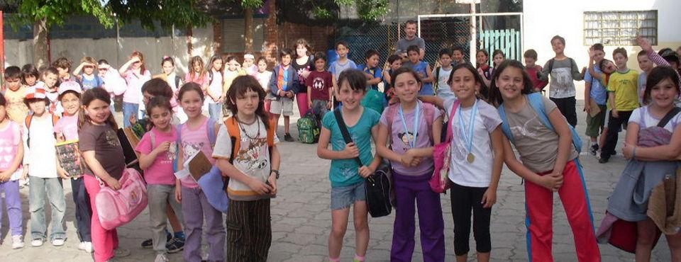 Escuela Cooperativa Amuyen Mar del Plata