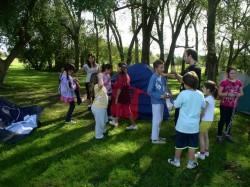 Campamento Escuela Cooperativa Amuyen